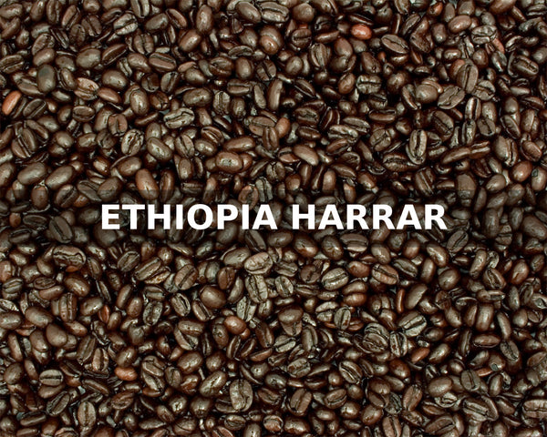 ETHIOPIA HARRAR - McLaughlin Coffee Roasting Company