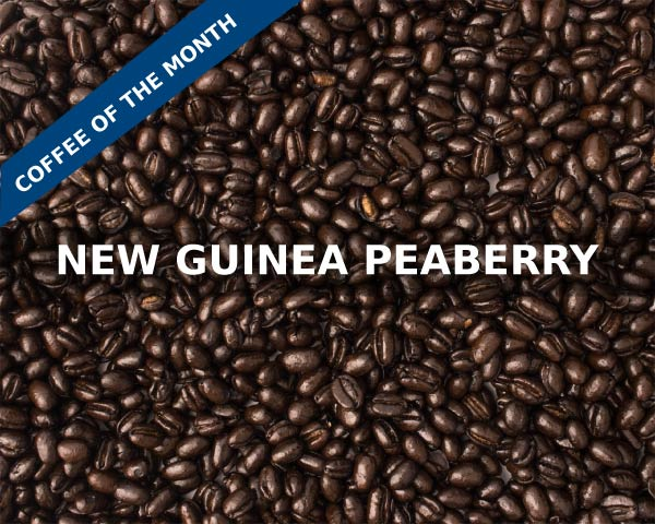NEW GUINEA PEABERRY