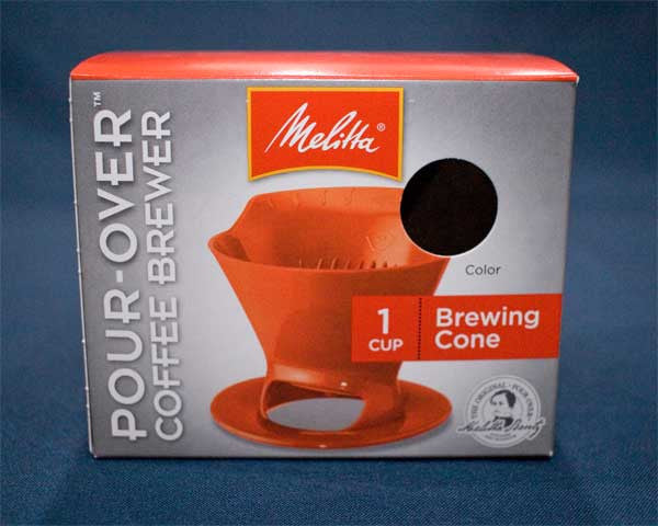 Melitta 1 Cup Brewing Cone - McLaughlin Coffee Roasting Company
