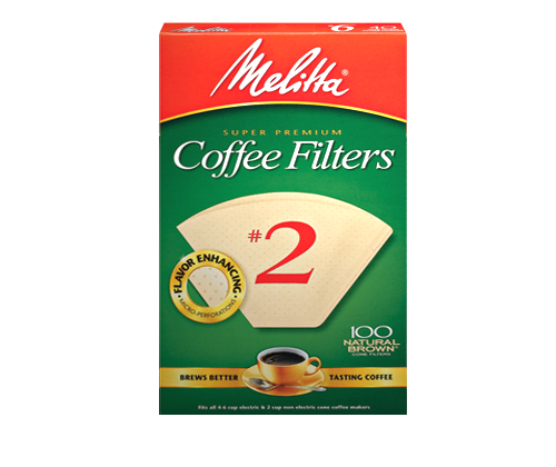 Melitta #2 Coffee Filter - McLaughlin Coffee Roasting Company