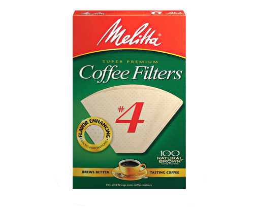 Melitta #4 Coffee Filter - McLaughlin Coffee Roasting Company