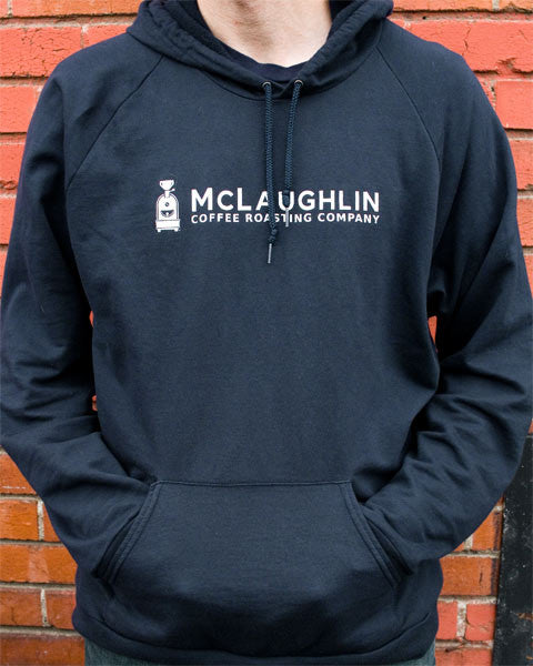 McLaughlin Logo Hoodie - McLaughlin Coffee Roasting Company