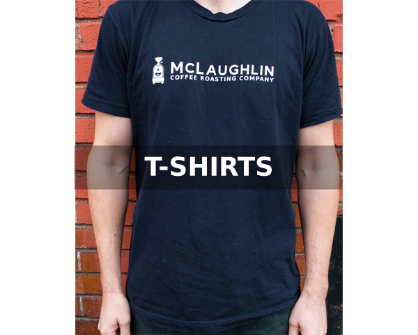 MCLAUGHLIN LOGO T-SHIRT