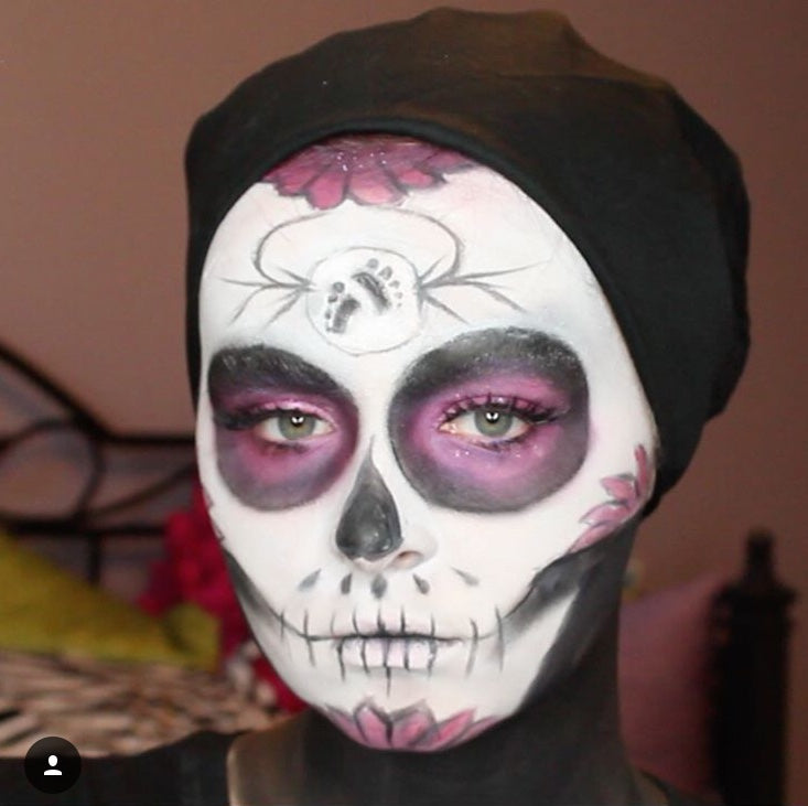 How To: Sugar Skull Tutorial