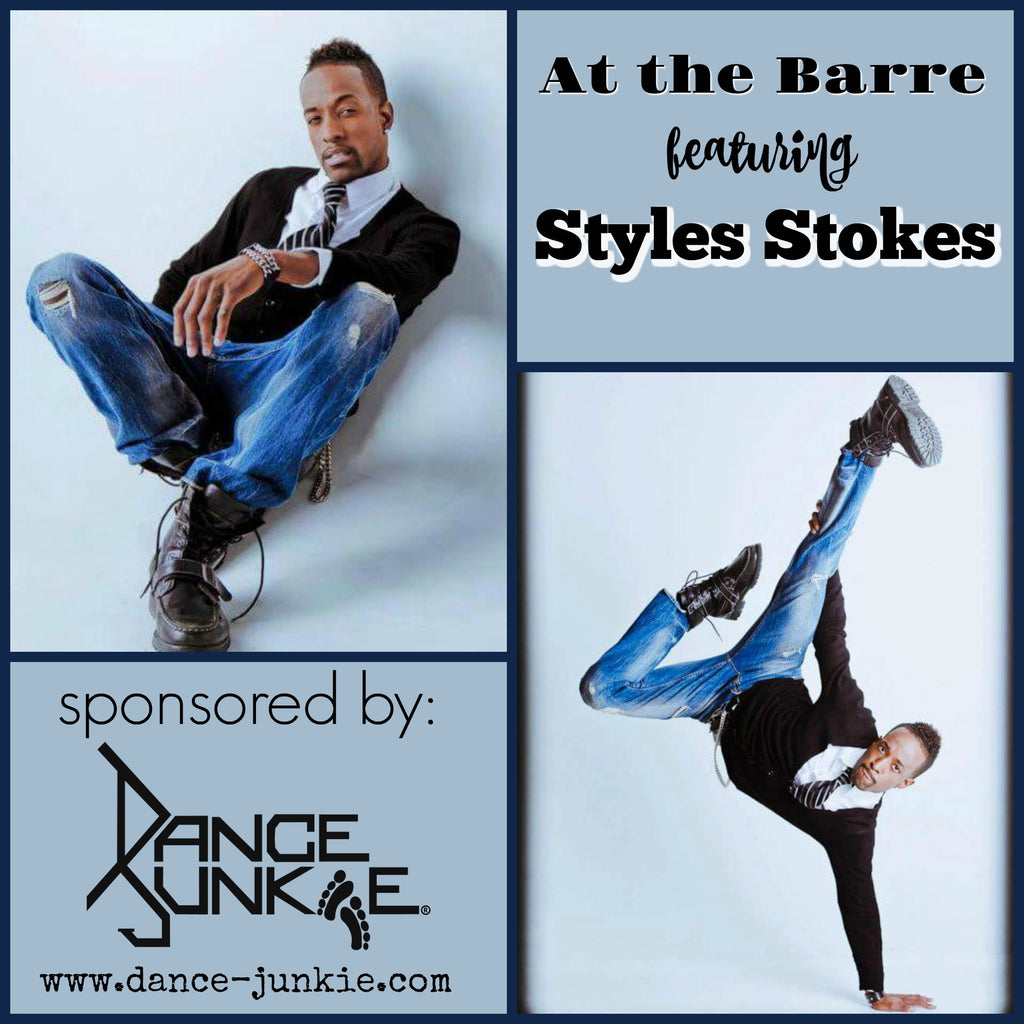 Men Who Dance: Styles Stokes
