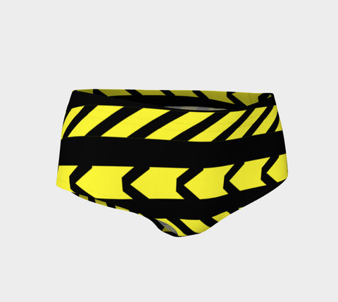 Caution! Mini Shorts
