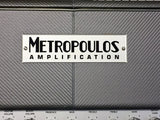 Down Payment for Metropoulos Super-Plex 100 watt