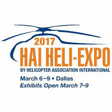 Creator of X-naut iPad Cooling Cases for iPad - Darren Saravis at Heli Expo 2017