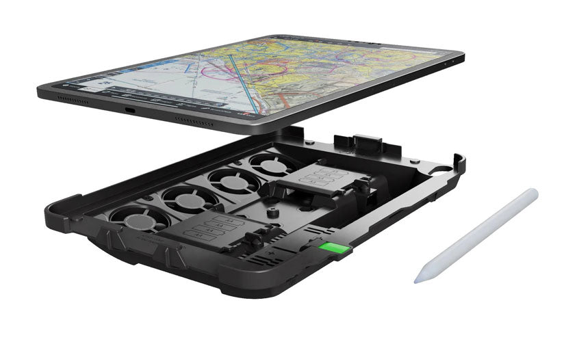 "X-naut Precision Mounts and iPad 11"" Cooling Case"
