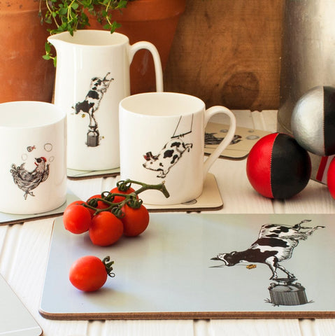 Allegoric Designs -  Fresh & Fun Contemporary Kitchen and Giftware