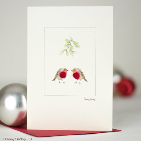 Penny Lindop - A Little Less Ordinary Christmas Cards
