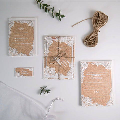 Dotty About Paper - Wedding Stationery