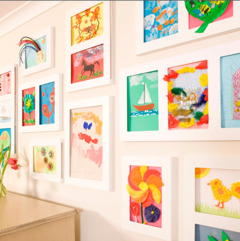 The Articulate Gallery - Framing Children's Art Made Easy