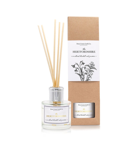 Home County Candle Co - Hand-Poured Soy Candles & Reed Diffusers