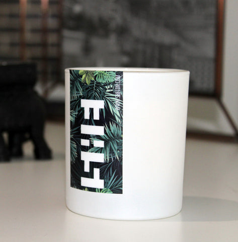 Bold, Urban Soy Wax Candles - She Ldn