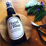Hazel and Blue Candles - Eco-friendly scented Botanical Fragrance Sprays