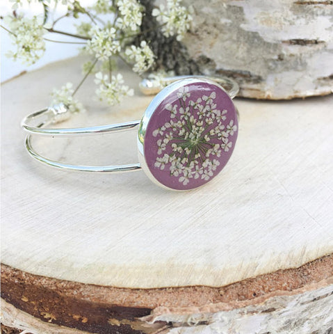 Lumii Home - Pretty Botanical Inspired Resin Jewellery
