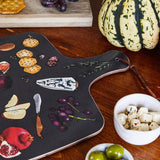 Katie Cardew Illustrations - Colourfully Illustrated  Chopping Boards