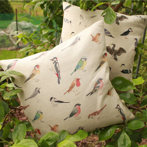 Cushions - Iona Buchanan