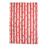 Fox Stripe Tea Towel - Mister Berwyn