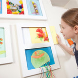 The Articulate Gallery - Simply Display Children's 2D or 3D Art Works