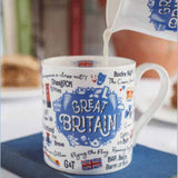 Love Your Nation - Mugs,  inspired by the places we live & love