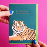 Emily Brooks Illustration  –  Playful Greeting Card