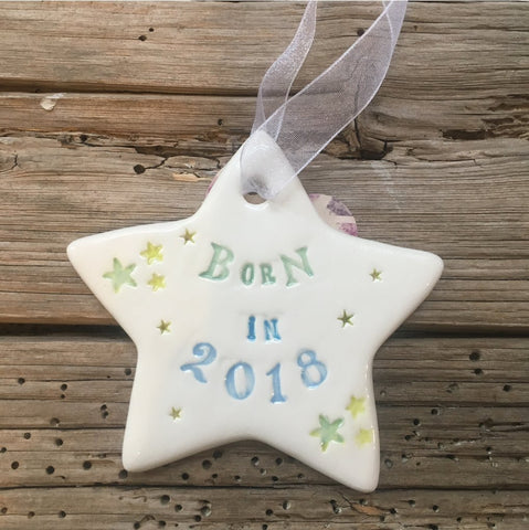 Jamali-Annay Designs - Hanging Ceramic Keepsakes