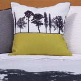 Landscape Square Cushion - The Art Rooms