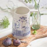 What Kate Loves - Bone China Jugs with an English Countryside theme