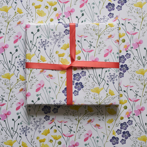Lorna Syson - Wrapping Paper