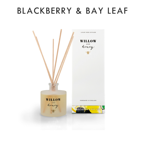 Luxury Reed Diffusers - Willow and Honey