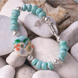 Beach Art Glass - Award Winning Glass Bracelets