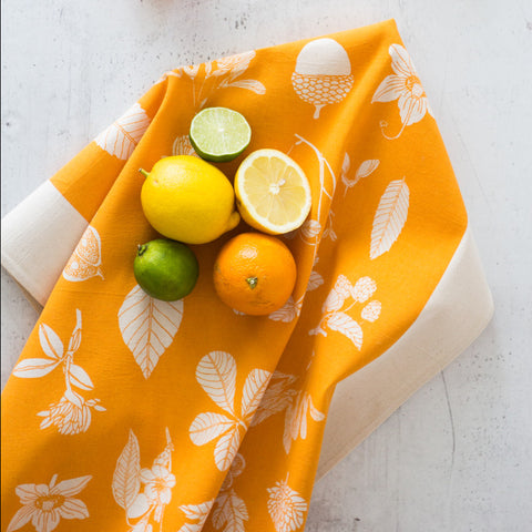 Softer + Wild – Bright, Bold Ethical Kitchen Textiles