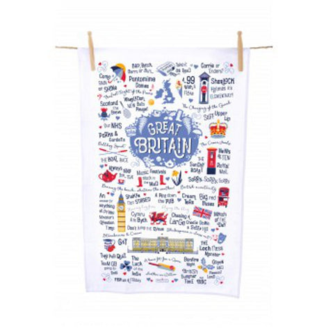 Love Your Nation - Tea Towels,  inspired by the places we live & love