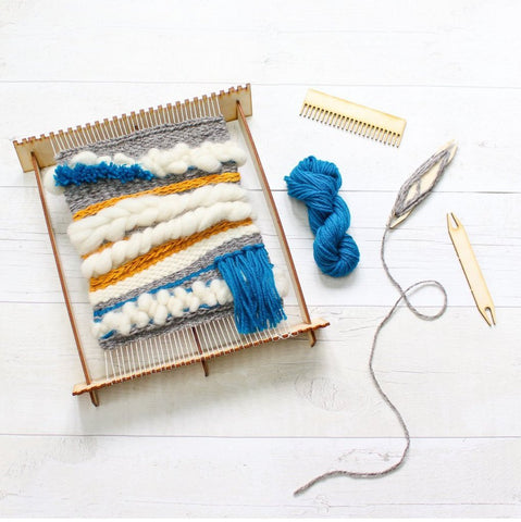 Hawthorn Handmade - Pop-Up Weaving Kits