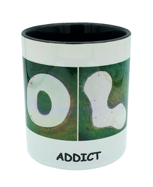 Set of 12 GOLF Mug Sayings