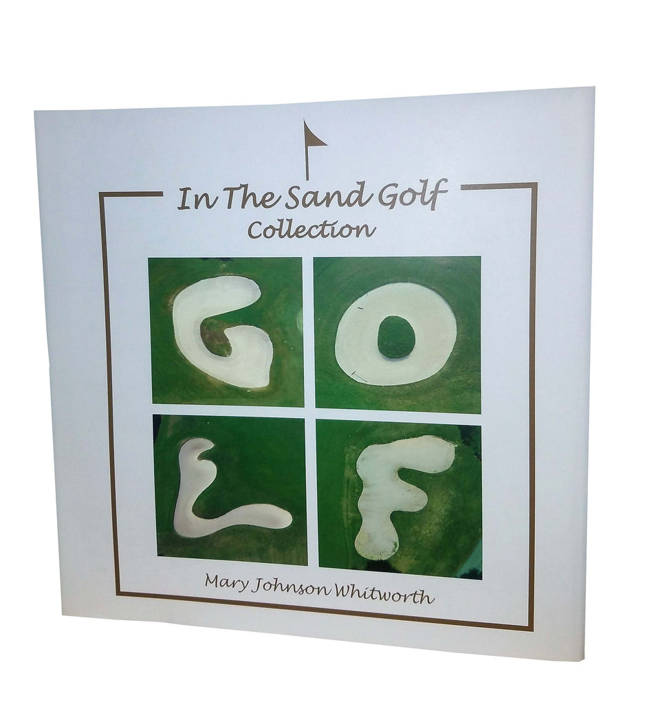 In The Sand Golf Collection Coffee Table Book