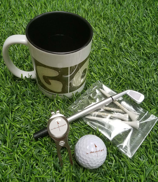 MOM Golf Candy Mug