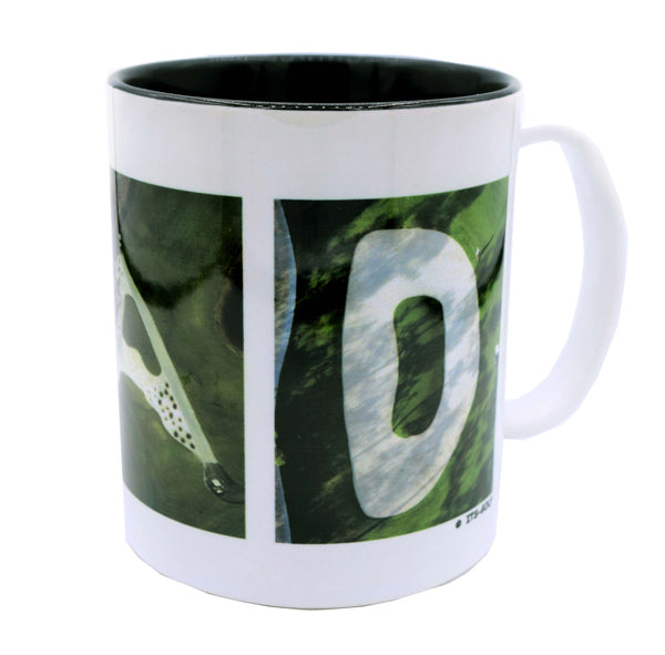 MOM & DAD Golf Mug