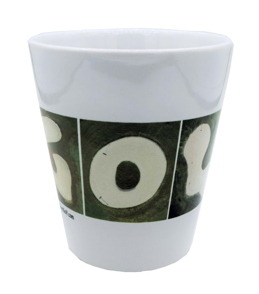 GOLF Short Latte Mug