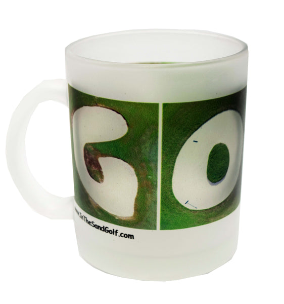 GOLF Frosted Coffee Mug