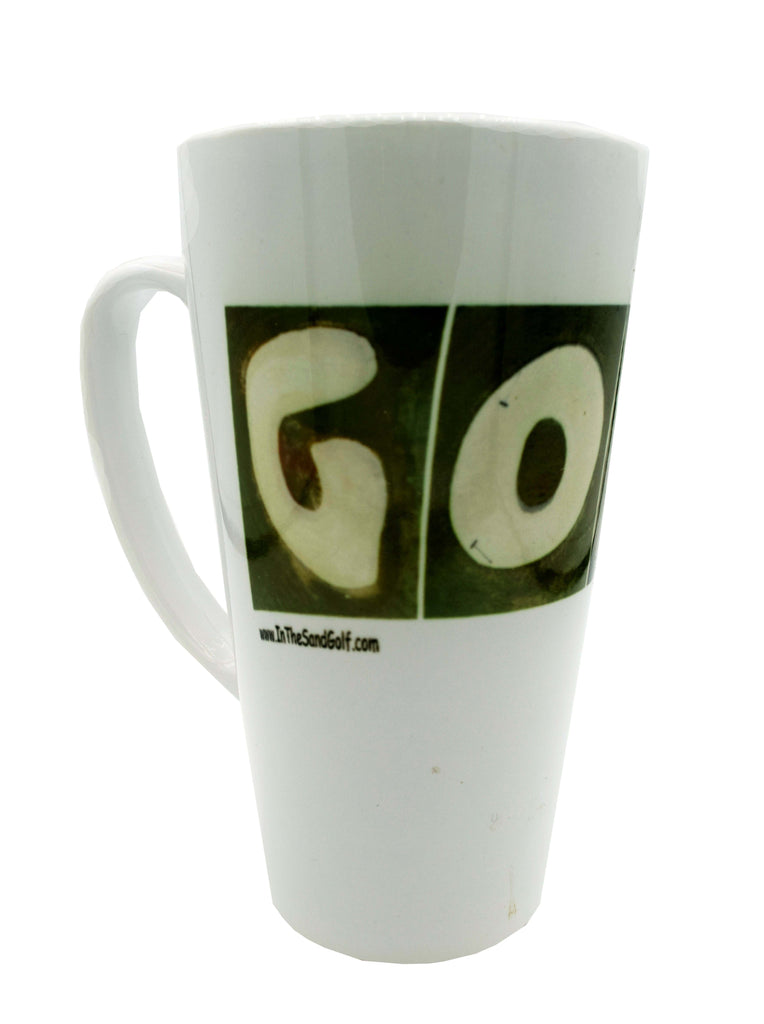 GOLF Tall Latte Mug