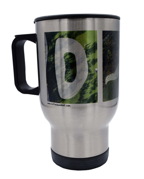 DAD Golf Stainless Steel Travel Mug