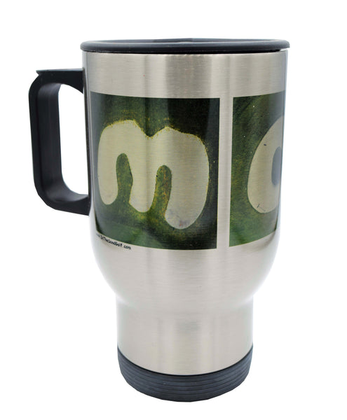 MOM Golf Stainless Steel Travel Mug