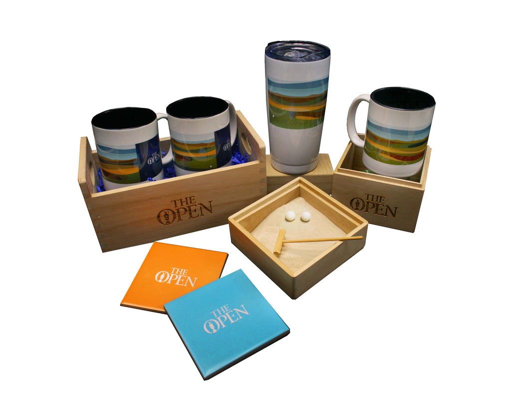 The Open Elements Gift Set Marine Blue