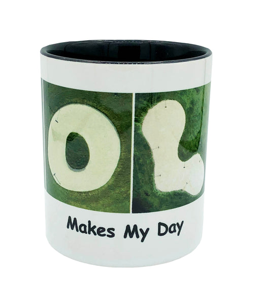 "GOLF ""Makes My Day"" Mug"