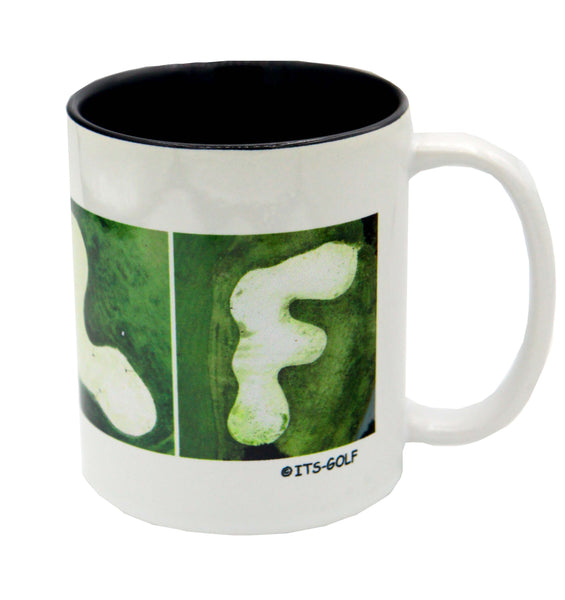 "GOLF ""Born To Golf, Forced To Work"" Mug"