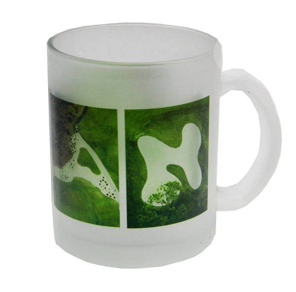 Personalized Golf Frosted Mug