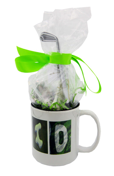Personalized Golf Candy Mug